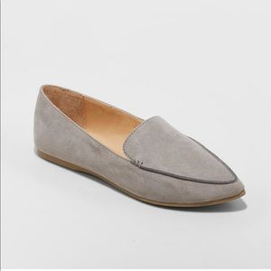 Women's Micah grey loafer size 7